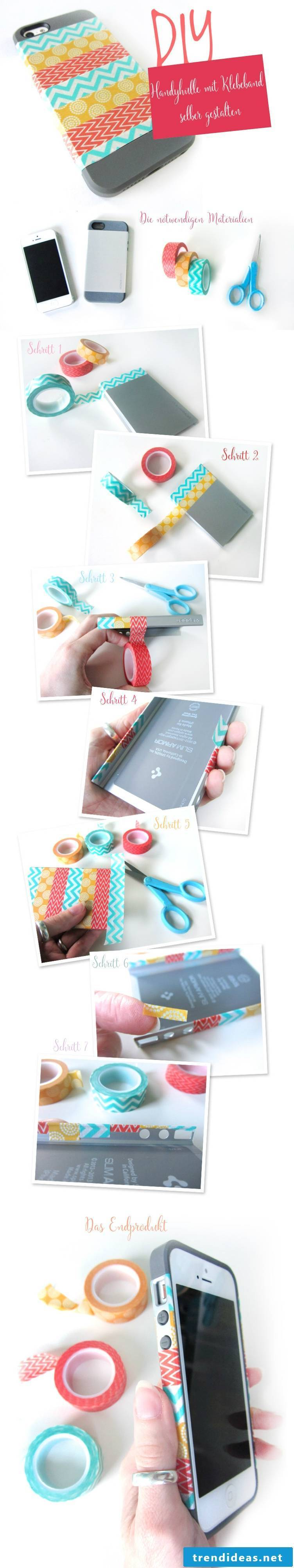 Embellish DIY Smartphone Bag