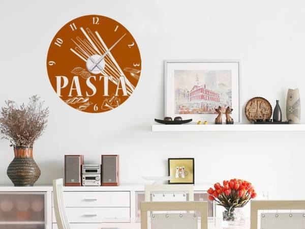 It's always pasta time