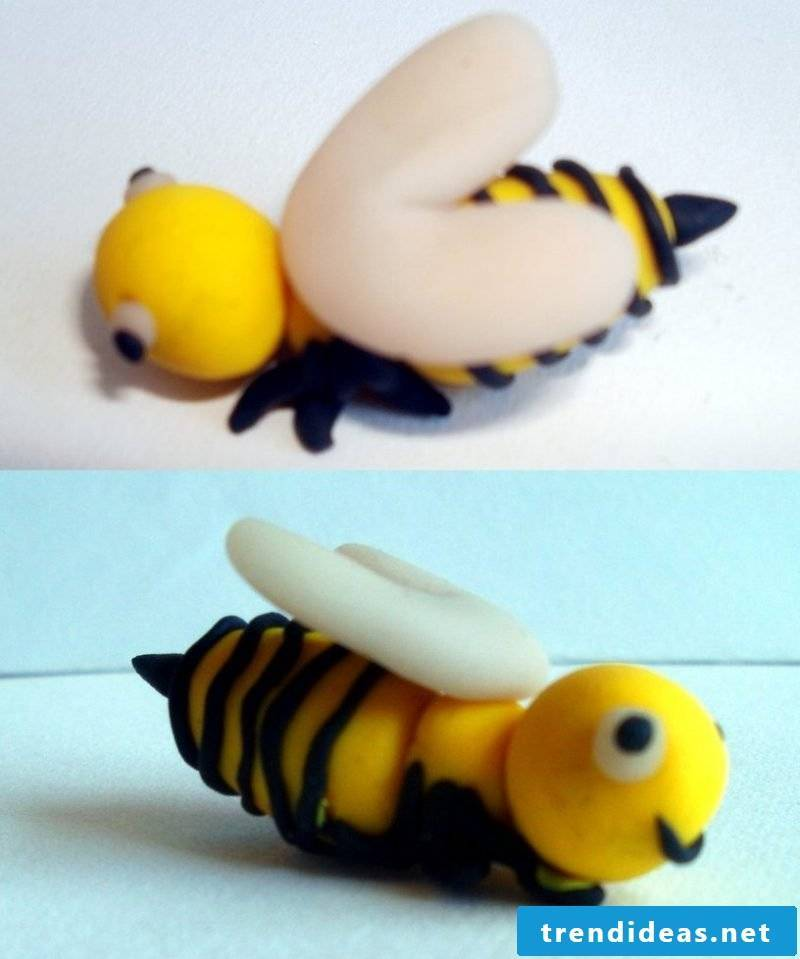fimo instructions yellow