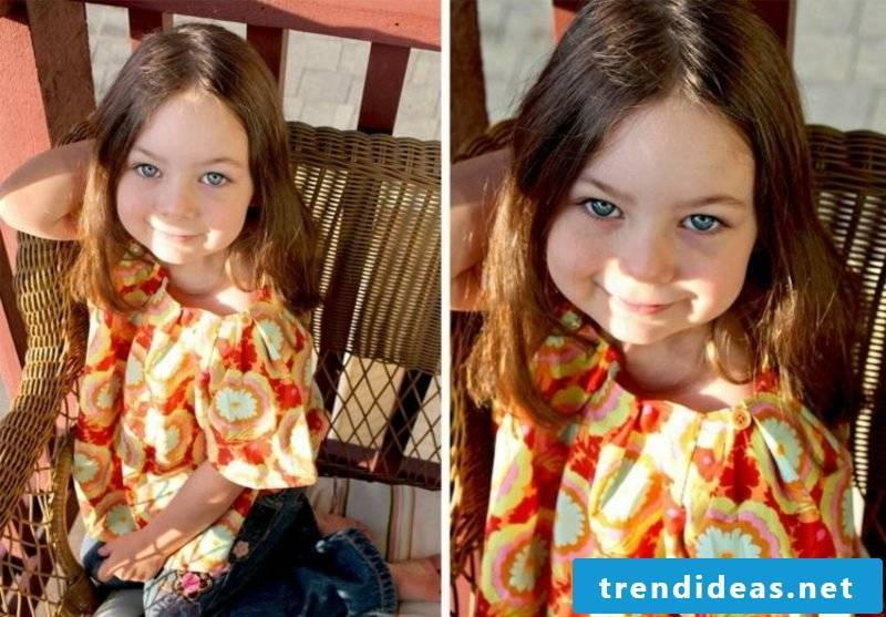 sewing interesting blouse children's clothing