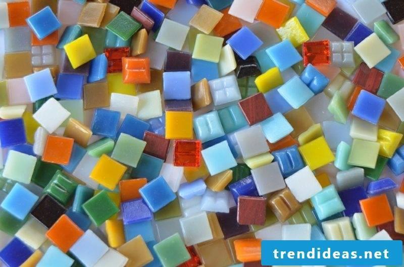 Mosaic DIY DIY Creative Ideas