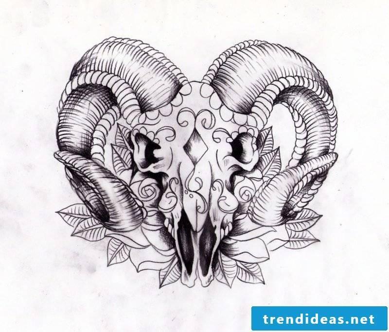Ram Skull Meaning Ram Skull Tattoo Meaning 4 Tattoo Seo Ram Skull Tattoo Meaning 45 Ideas And