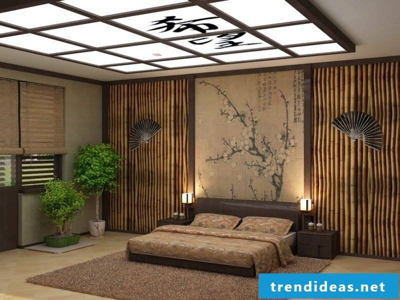 Asian furniture: Japanese style