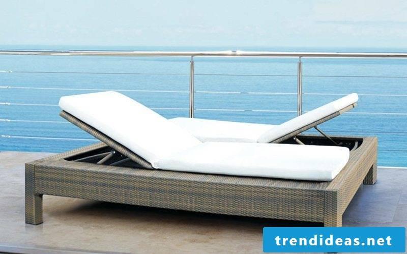 Lounge furniture outdoor rattan furniture garden