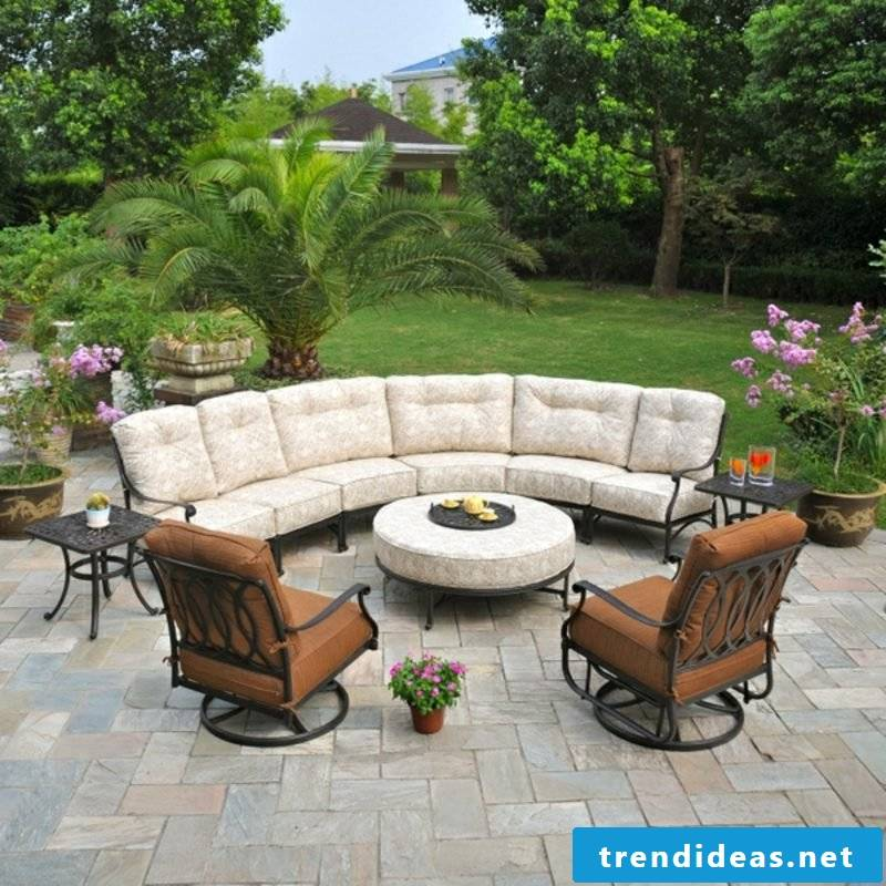 lounge furniture outdoor lounge table