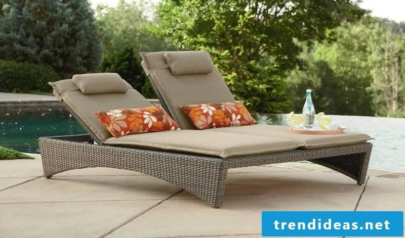 lounge furniture outdoor garden sitting area