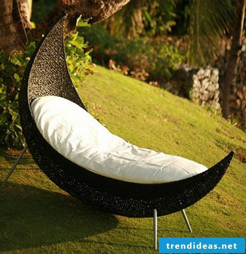 outdoor furniture Wicker Chaise Lounge Chair