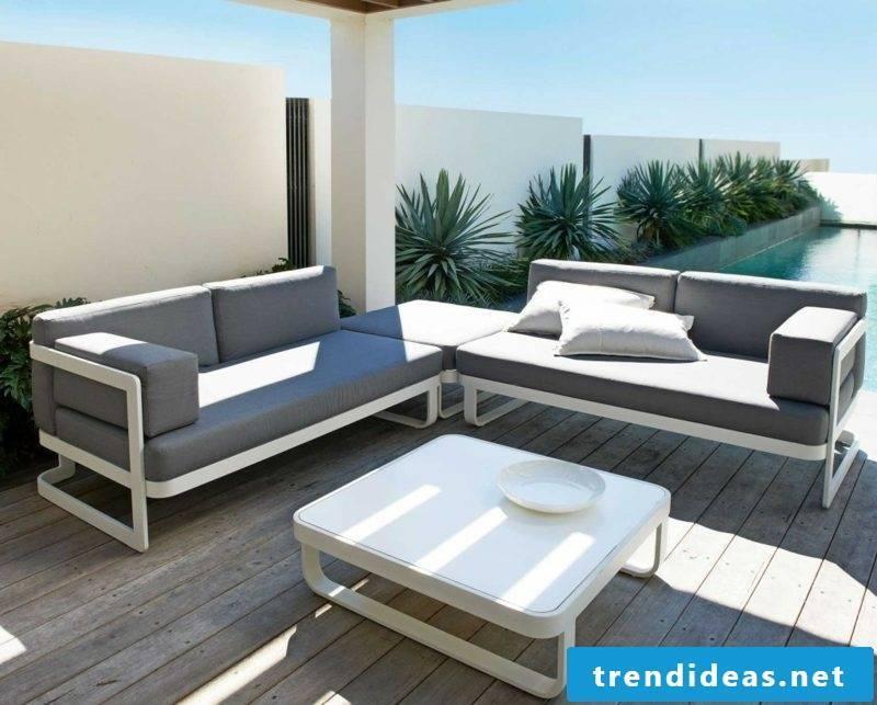 Loungemöbel outdoor wohlfuehloase rattan furniture garden