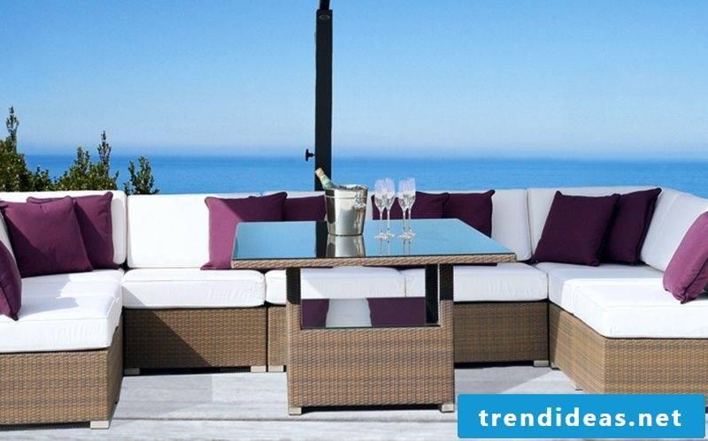 Lounge furniture Lounge Garden furniture