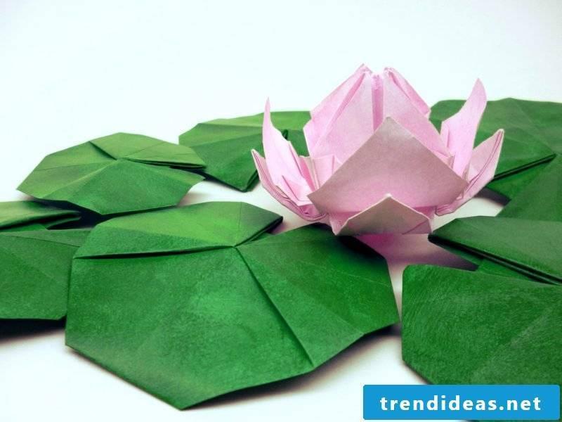 napkin wrinkle seerose-deco-off paper