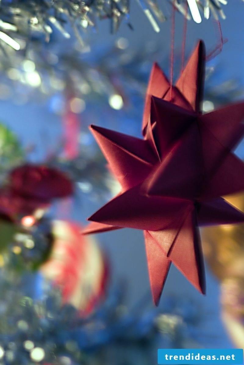 origami stars interesting