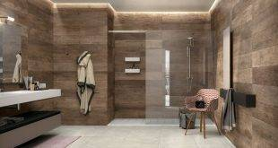 Bad wallcovering with wood - why not?