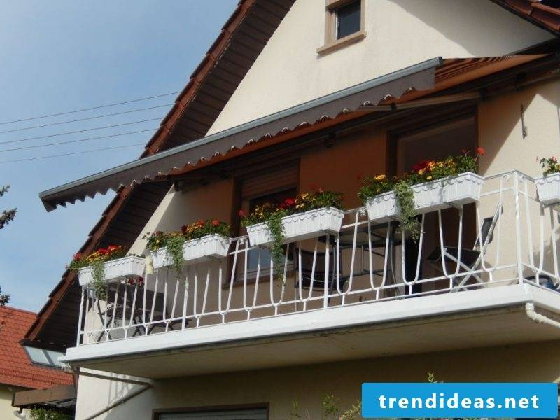 Balcony awnings ideas and inspirations