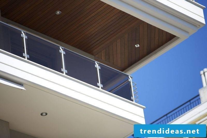 Balcony railing beautiful