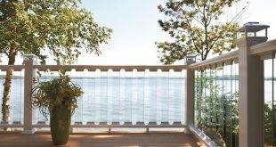 Balcony railing: 19 practical and stylish design ideas