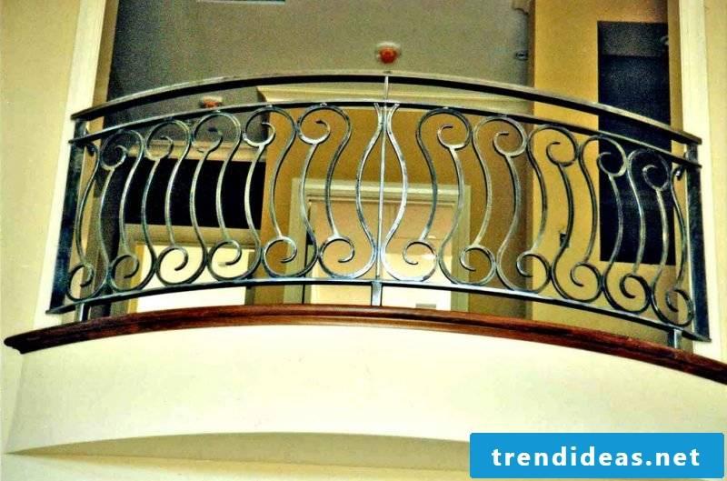 balcony railing resistant