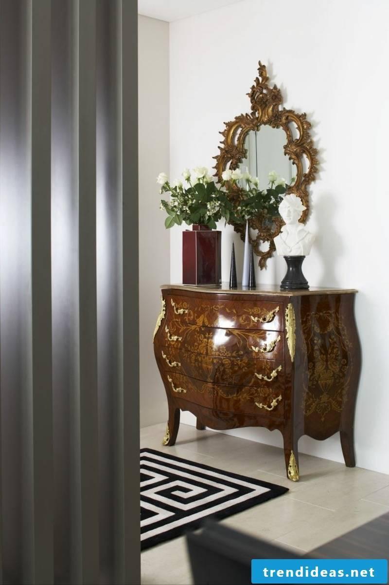 valuable baroque furniture