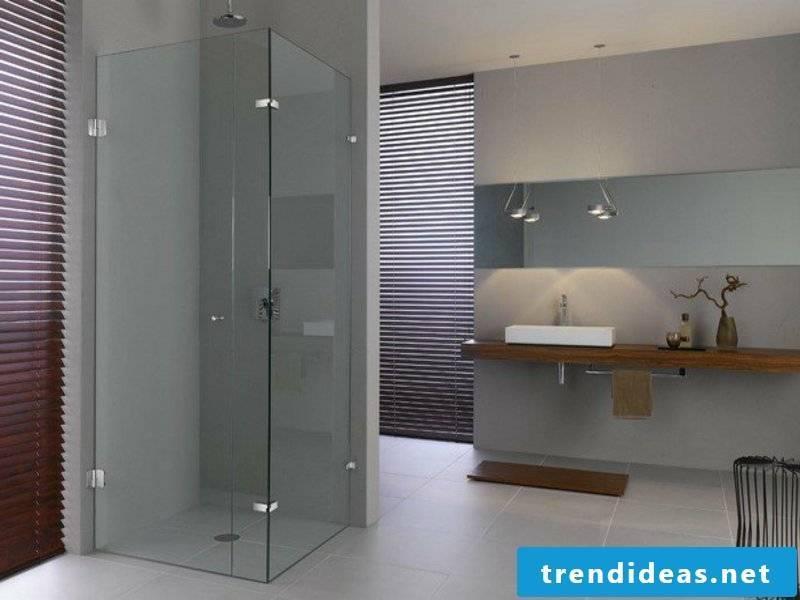 minimalist glass furniture