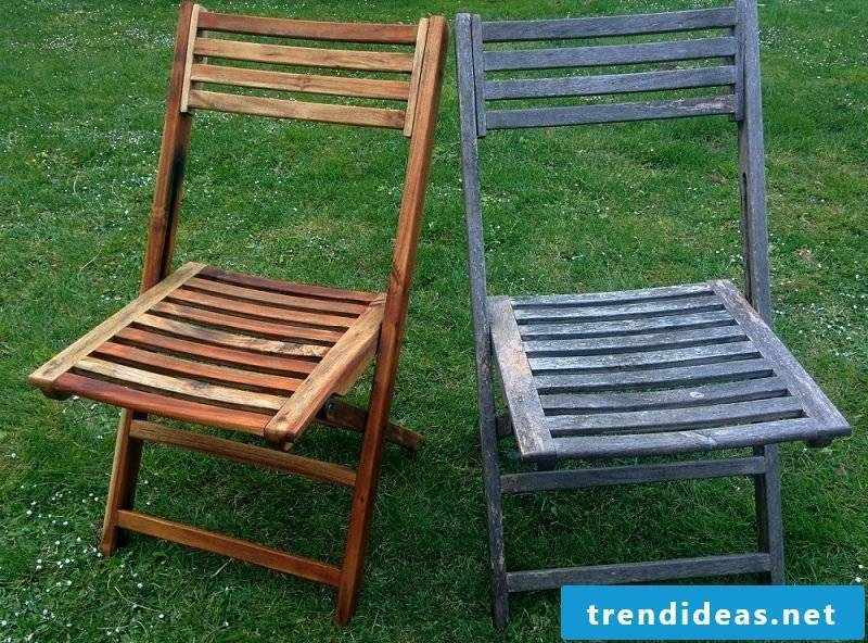 Teak care differences