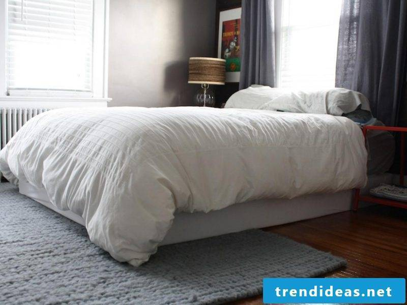 Mattress with out headboard that is how the bed room will get greater - Bed without headboard ideas ...