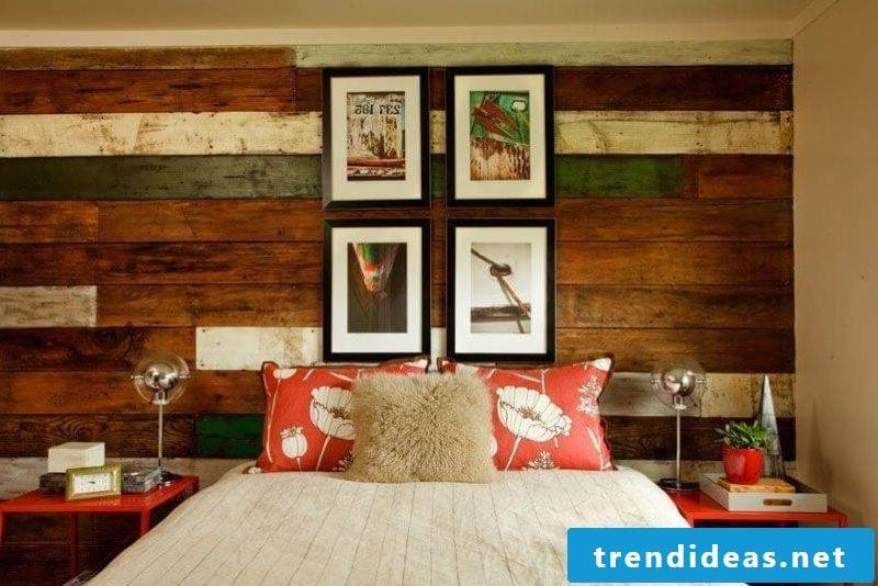 Bed without headboard idea for decor