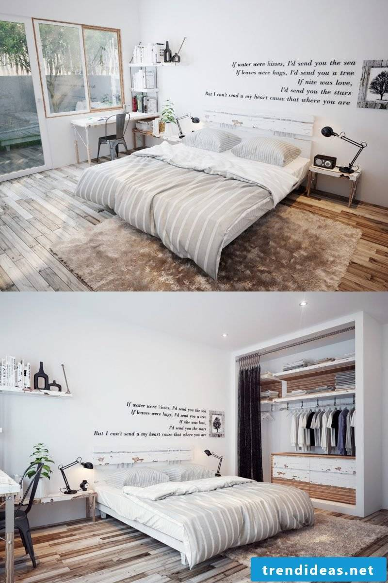 bedroom ideas scandinavian bedroom frame
