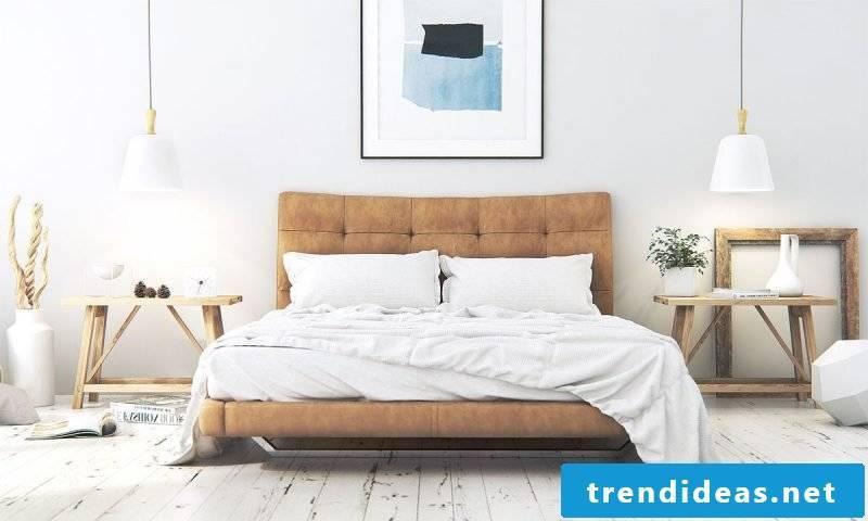 Bedroom decorating ideas scandinavian furniture