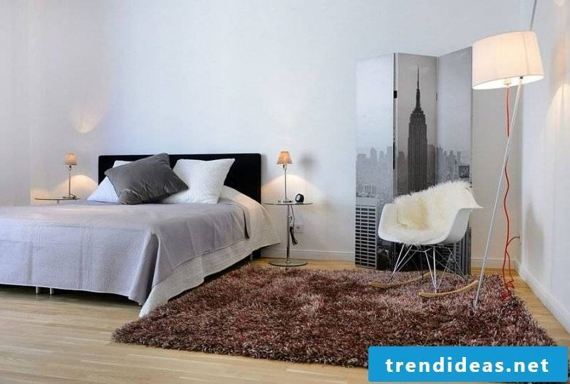 bedroom decorating ideas friendly colors carpet bedside bed pillows