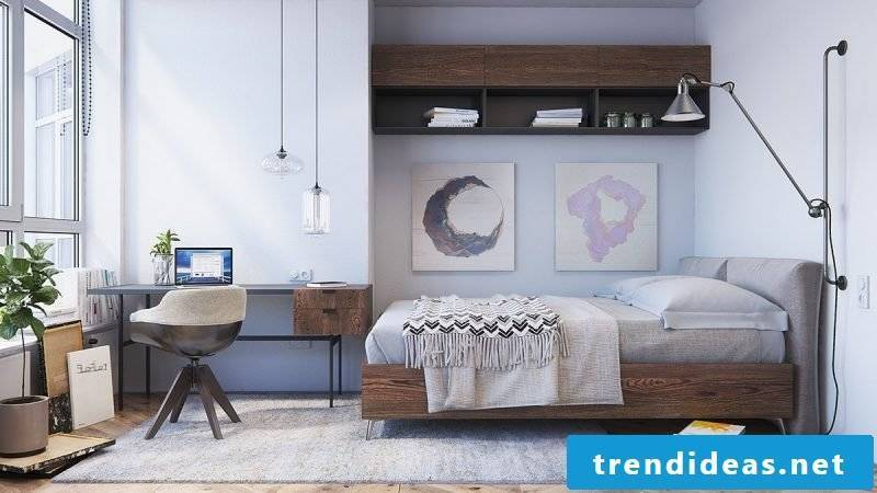 lighting colors bedroom decorating ideas scandinavian furniture wood