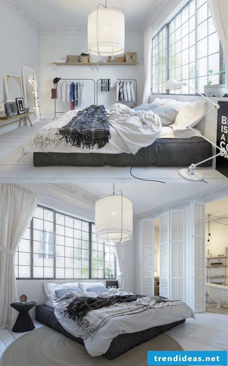 bedroom ideas scandinavian style home decor