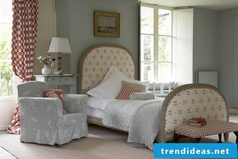 Bedroom set up country style gorgeous look