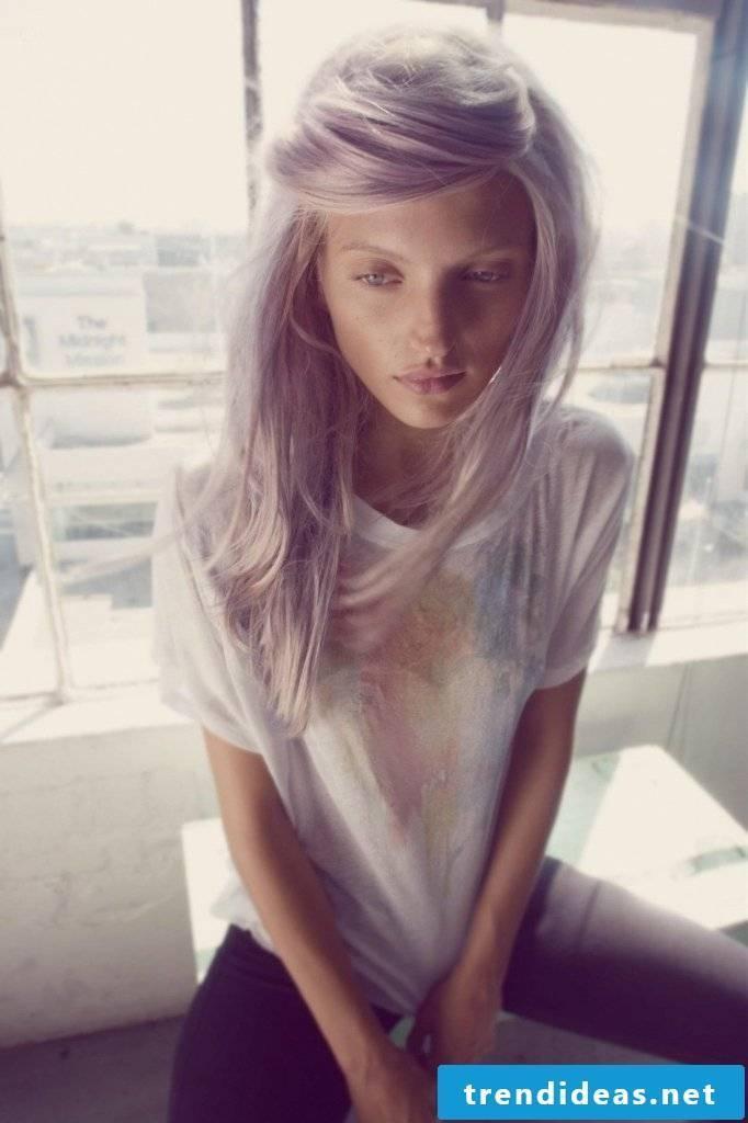 blonde hair trend color hair color hair blond hairstyles ash blonde hair
