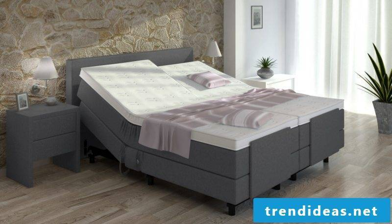 Luxury beds boxspring beds