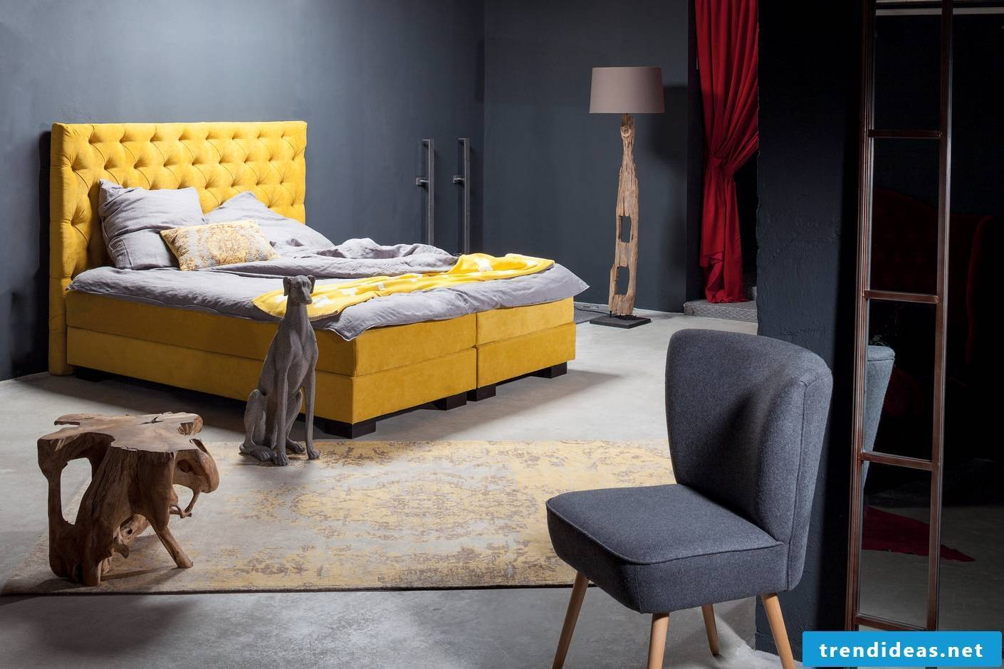Boxspring luxury for connoisseurs