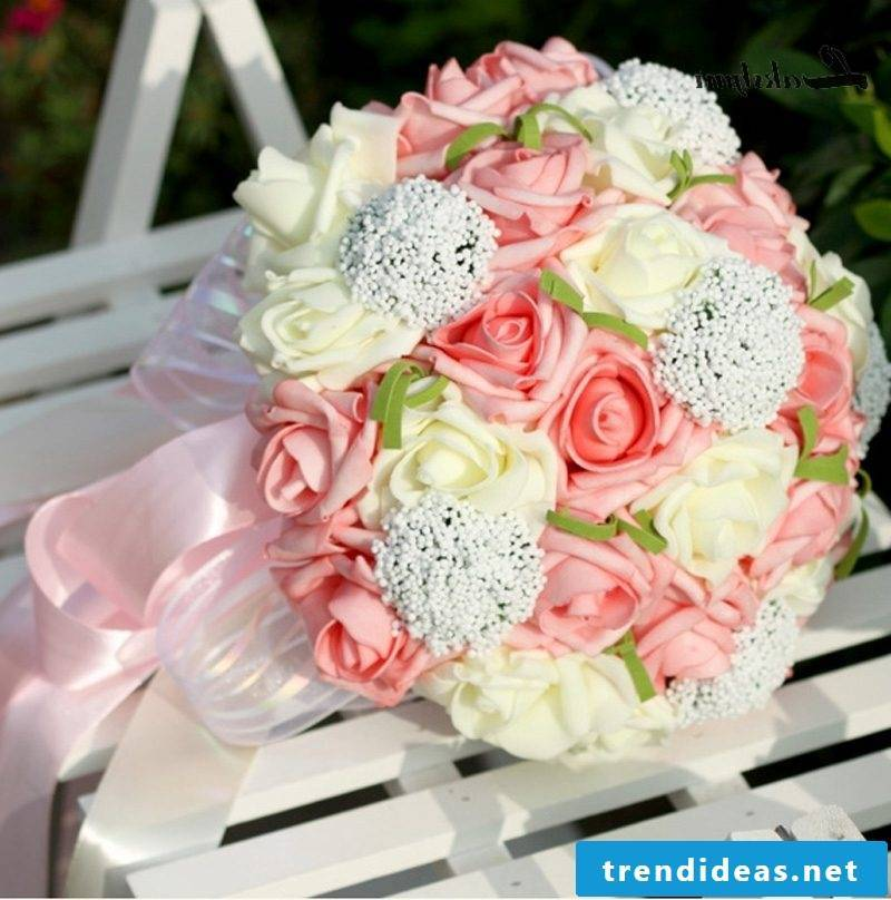 bridal bouquets discreetly