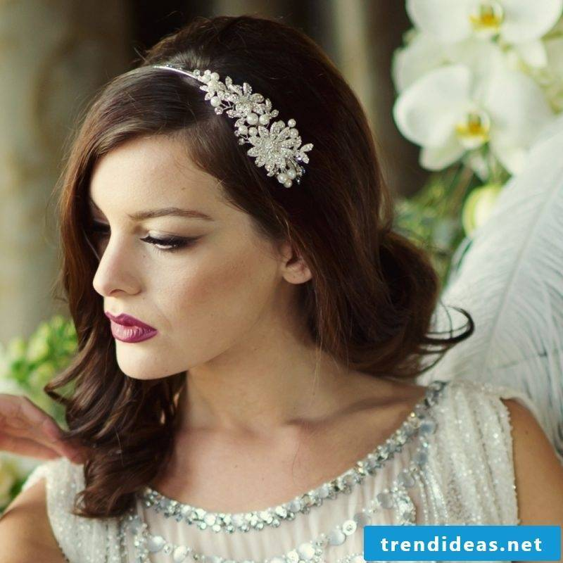 bridal hair jewelry beautiful