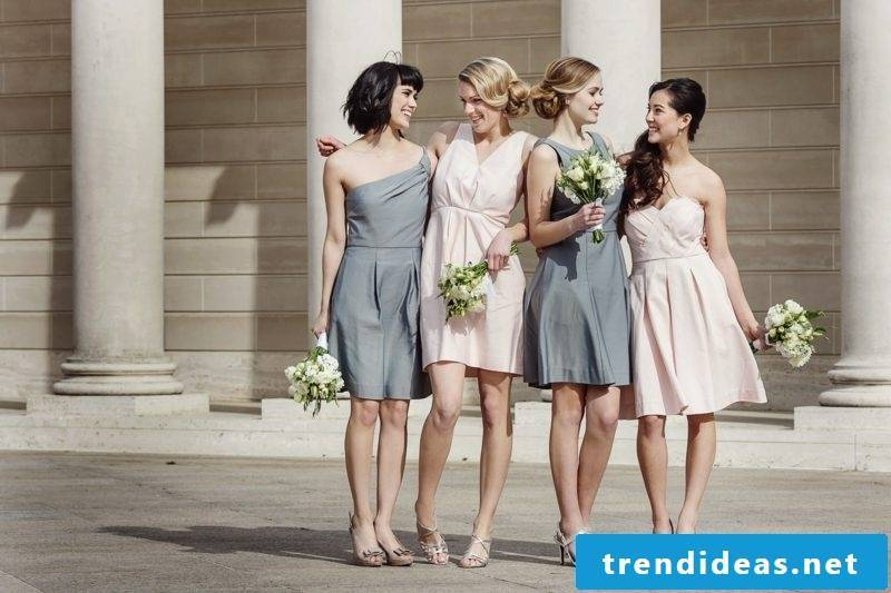 Bridesmaids hairstyles ideas and inspirations
