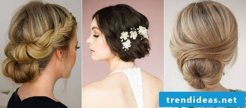 Updos wedding ideas for bridesmaids