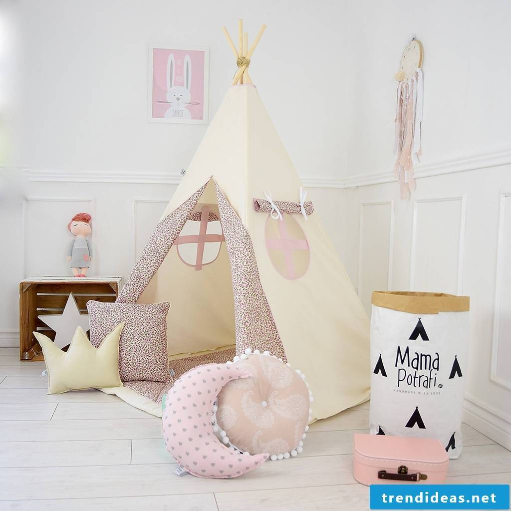 Great ideas for a Christmas present for the little one - tinker with our sewing ideas for beginners