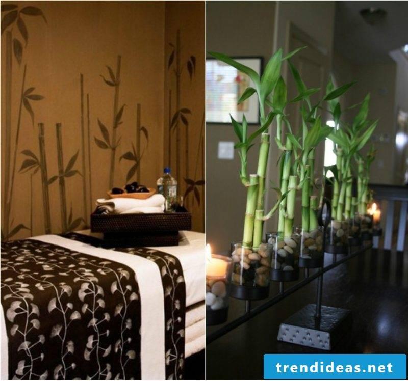 Room Palm Deco Art