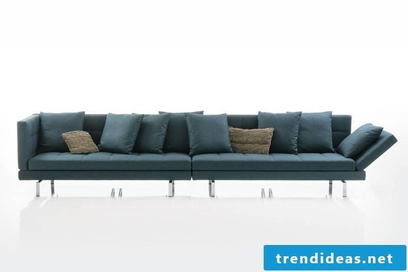 brühl sofas-model-amber-in-blue