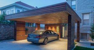 Build a carport yourself - helpful tips for construction and planning