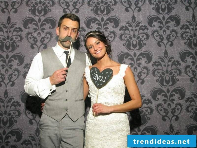 Wedding printer take great pictures Photo booth