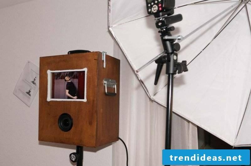 DIY photobox build yourself