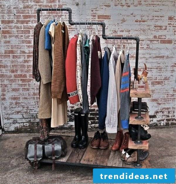 DIY wardrobe to do it yourself