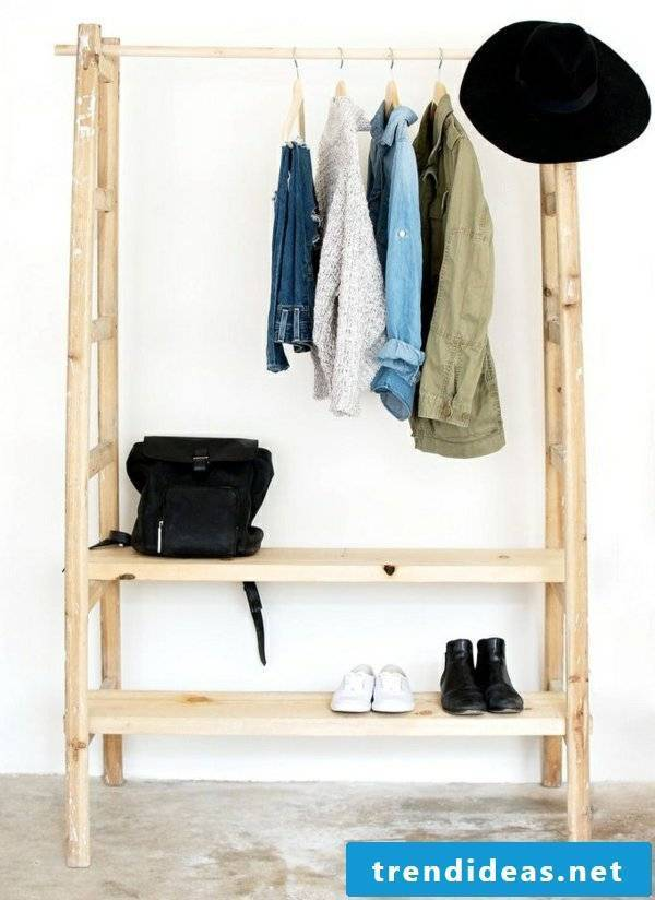Build your own wardrobe step by step