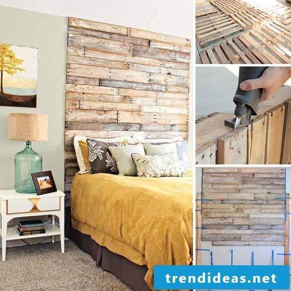 Headboard for bed build ideas and decorations