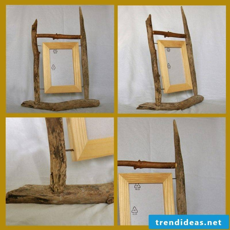 picture frame itself build interesting