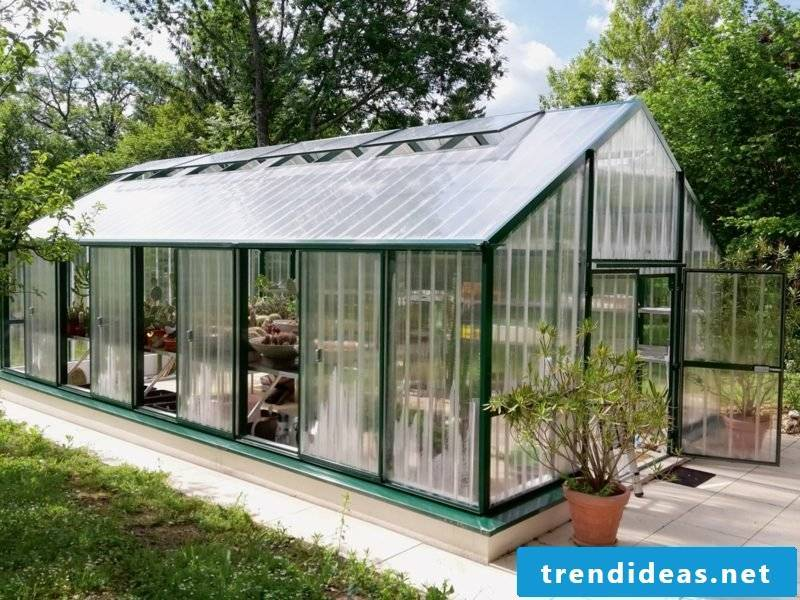 Greenhouse build tips and instructions