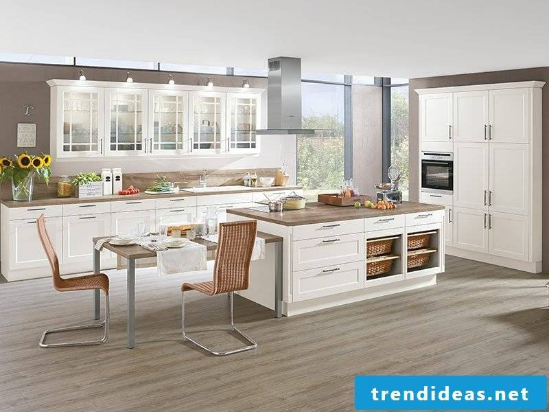 Kitchen island country style modern design of the kitchen
